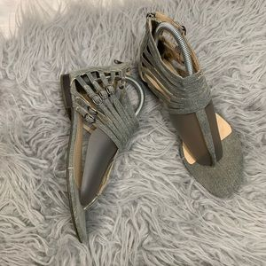 5/$25 Coconuts by Matisse Strappy Denim Sandals